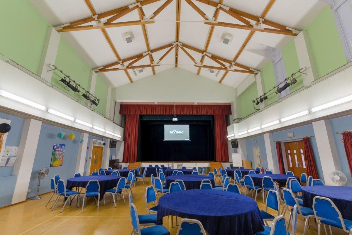 Parker Morris Hall