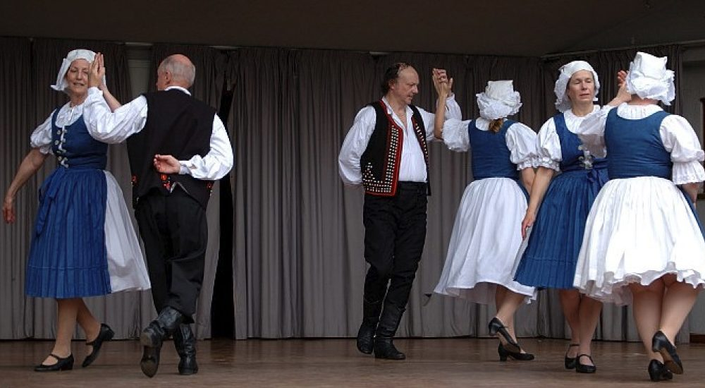 Doina European Folk Dance Videos