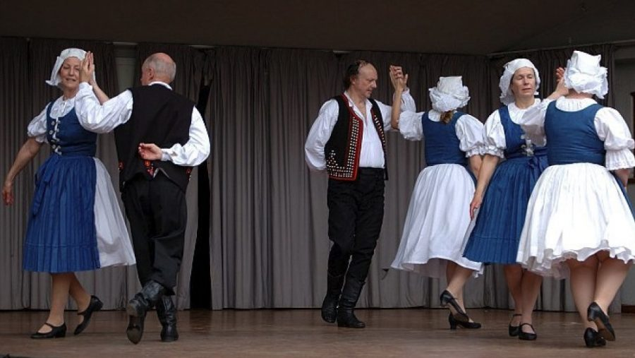 Doina European Folk Dance Videos