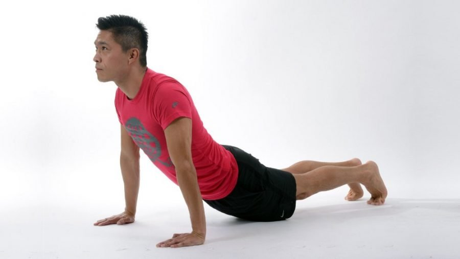Online Yoga for Men