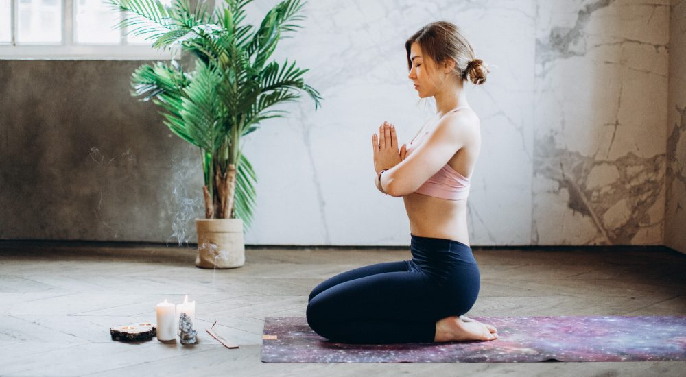 Yoga at Home for Women