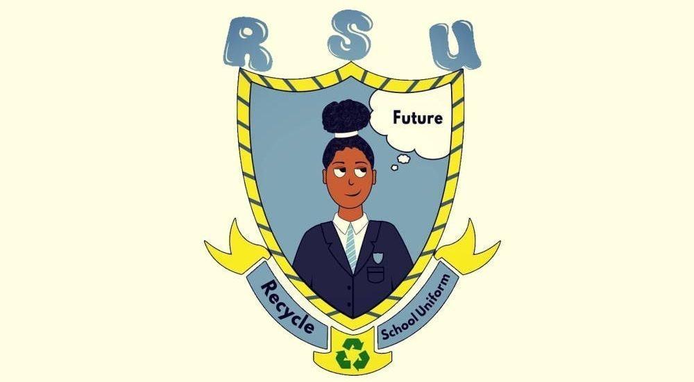 Recycle School Uniform logo