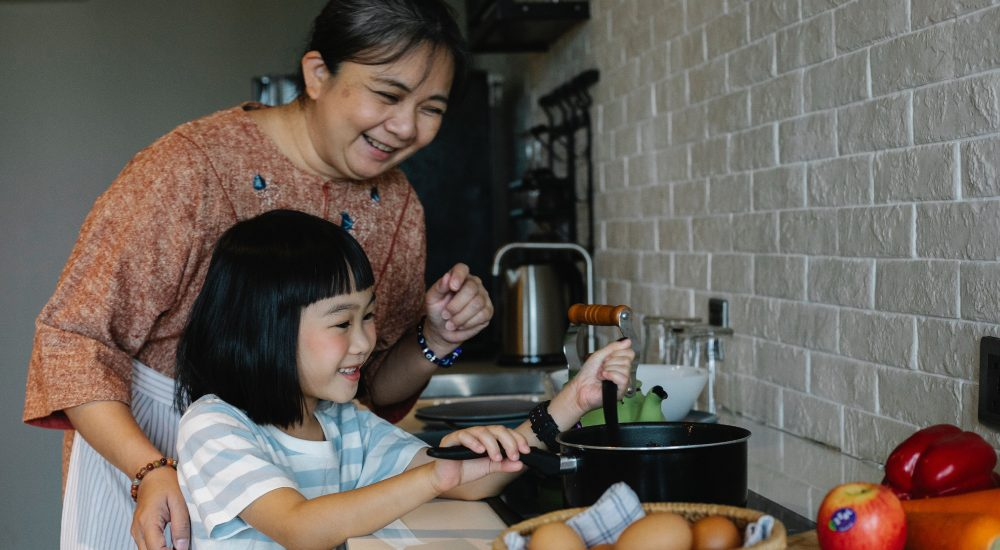 Healthy Cook and Eat for Kids and Families